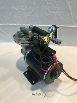 12 volt electric vacuum pump brake booster vacuum pump 18-24 vac PLUG & PLAY