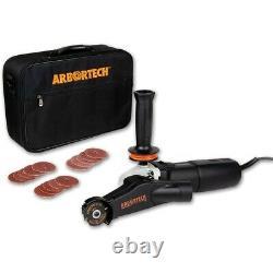 Arbortech Fully Assembled Mini Carver Grinder Kit Power Tool 240v 105386