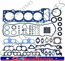 Brand New Fully Assembled Ready to Bolt 3CT Cylinder Head + Gasket + Bolts Pack