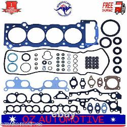 Brand New Fully Assembled Ready to Bolt 3RZ 4 Port Cylinder Head + Gasket + Bolt