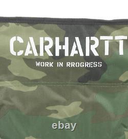 Carhartt WIP Camping Chair, Aluminium Camo