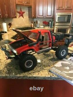 Demon SG4C 1/10 Scale off road RC Truck Fully assembled