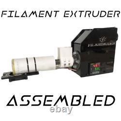 Filament Extruder Plastic Pellets Filastruder Fully Assembled 3D printer
