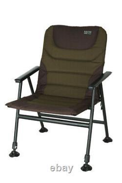Fox EOS 1 Carp Fishing Chair Khaki