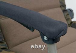 Fox R3 Camo Highback Chair CBC062 Carp Fishing Chair New