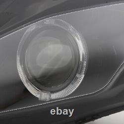 Fully Assembled Headlight Red Demon White Angel Eyes For Yamaha YZF R6 2008-2016