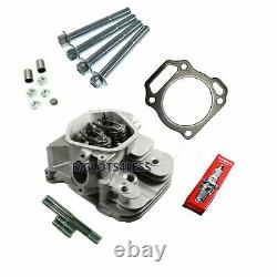 Fully Assembled Honda Gx390 13hp Gx340 11hp Engine Cylinder Head W Gasket & Plug