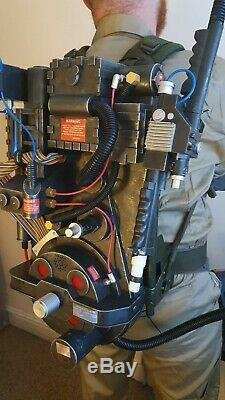 Ghostbusters Proton Pack fully built replica already assembled