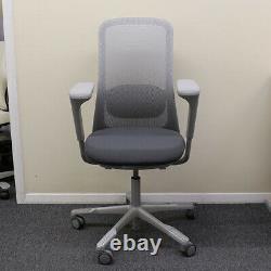 HAG SoFi 7500 Mesh Chair, Grey Showroom Model