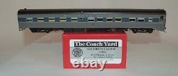 HO Brass Southern Pacific Pullman 10-6'Lark' Sleeper #9050 Coach Yard #0968.5