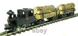 HOn30 HOe OO9 Brass & Whitemetal 0-4-0 Steam Loco Kit (fully assembled chassis!)