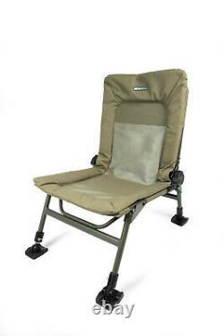 Korum Aeronium Supa Lite Recliner Chair Brand New Free Delivery