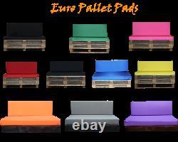 Kosipad Pallet Outdoor Seating Garden Furniture Foam Cushions Water Resistant