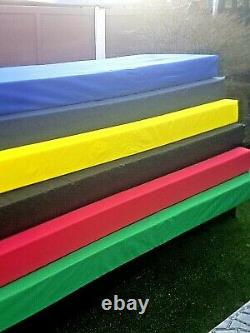 Kosipad Pallet Seating Bench Garden Furniture Foam Cushions Waterproof Covers