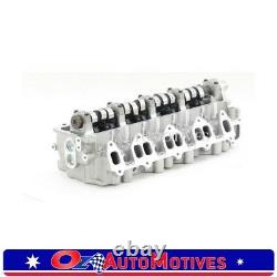 Mazda Bravo B2500 Ford Courier Wl Wl-t 12 Fully Assembled Complete Cylinder Head