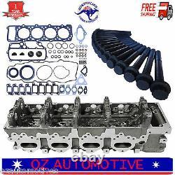 Mitsubishi Pajero Triton 4M41TD DOHC 16v Fully Assembled Cylinder Head Kit