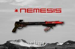 NEMESIS Semi-automatic Hunting Slingshot Rifle (FULLY ASSEMBLED + Extras)