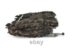 NEW 2021 Fox R Series Camo Sleep System CAR BEDCHAIR / SLEEPING BAG CBC100