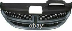 NEW Black Paintable Grille For 2011-2020 Dodge Journey CH1200361 SHIPS TODAY