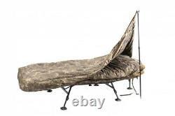 Nash Indulgence Winter Shroud Wide / Carp Fishing Bedchair Cover