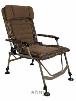 New Fox Super Deluxe Recliner Chair CBC102 Fishing Chair