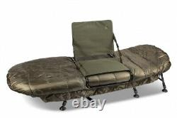 New Nash Bed Buddy Lightweight Combo Chair T9478 Carp Fishing