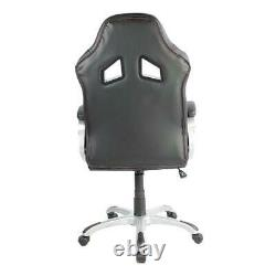 New Racing Gaming Office Chair Executive Home Swivel Leather Sport Computer Desk