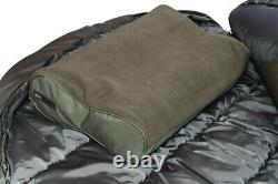 New Sonik SK-TEK 4 or 5 seasson Sleep System Bedchair or Pillow Carp Fishing