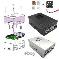 Raspberry Pi 4 Model B Game Kit G4B01 Retro Game Console Fully Loaded Assembled