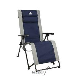Royal Easy Lounger Camping Chair