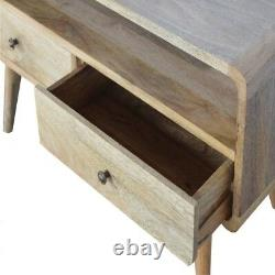 Scandinavian Style TV Cabinet Media Unit With Mid Century Legs Free Delivery