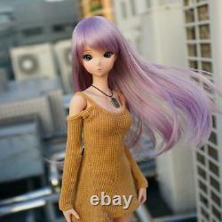 Smart Doll Chitose Sports Bra Set CINNAMON body type Fully Assembled Figure Doll