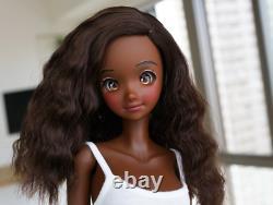 Smart Doll Tomorrow Sports Bra Set COCOA body type Fully Assembled Figure Doll