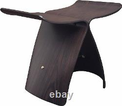 Sori Yanagi Butterfly Stool Rosewood S-0521 MP-NT Tendo Mokko Chair JAPAN New