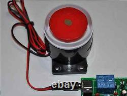 The wireless Betty V4.0 talking escape room bomb prop fully assembled & tested