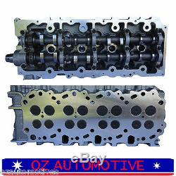 Toyota Hilux Landcruiser Prado fully assembled 1KD-FTV 3L TDI cylinder head kit