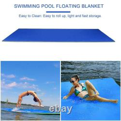 Water Float Mat River Floating Pad Lake Drifting Mattress Oasis Floater Toy