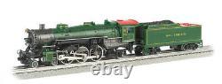 Williams 40802 O Semi-Scale 4-6-2 PACIFIC 3-Rail Southern #1409