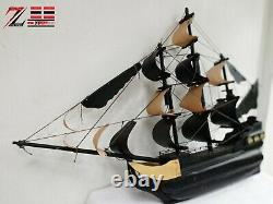 Wooden Tall Ship Model 1.25M Constitution Old Ironsides Fully Assembled New