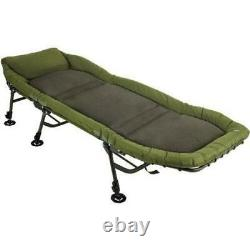 Wychwood Comforter Flatbed Large Carp Fishing Bed Chair NEW
